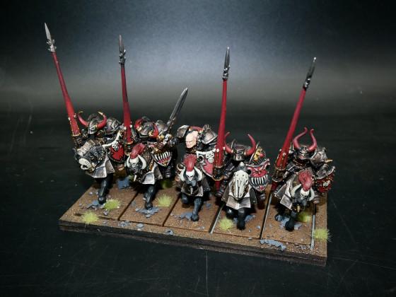 Warriors of the Dark Gods (WDG) - Warrior Knights
