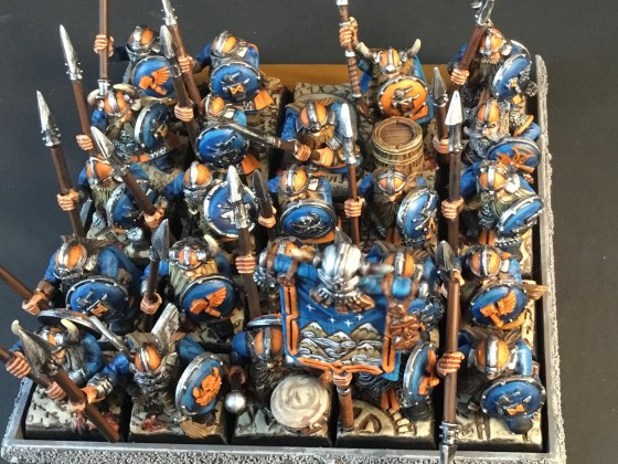 Spearmen are done at last