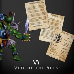 Veil of the Ages - Kickstarter day 1