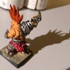 Pit Fighter from Avatars of War - back