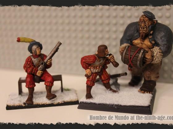 Light Infantry Battalion Unit Filler