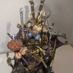Doomlord on Wasteland Behemoth (howdah1)