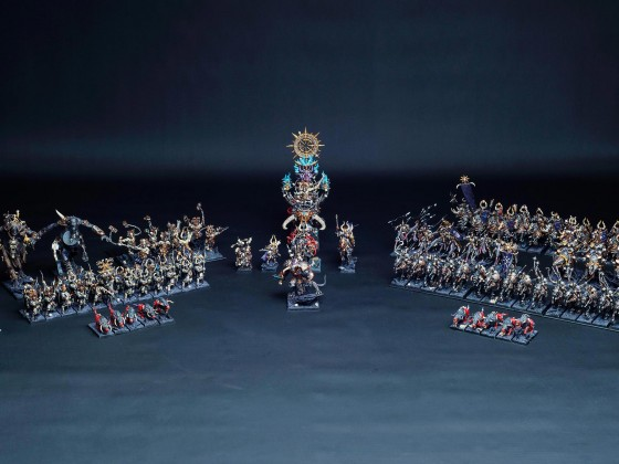 Chaos army full collection