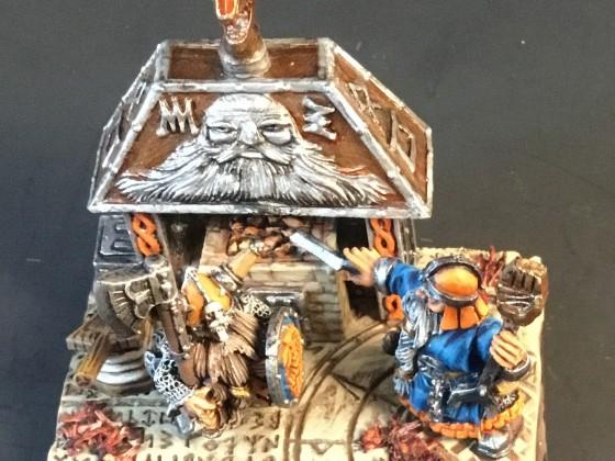 Dwarf furnace