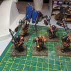 Scottish Knight Bruisers