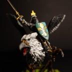 Duke on a Hippogriff - Baron de Celeste