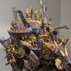 Doomlord on Wasteland Behemoth (howdah2)