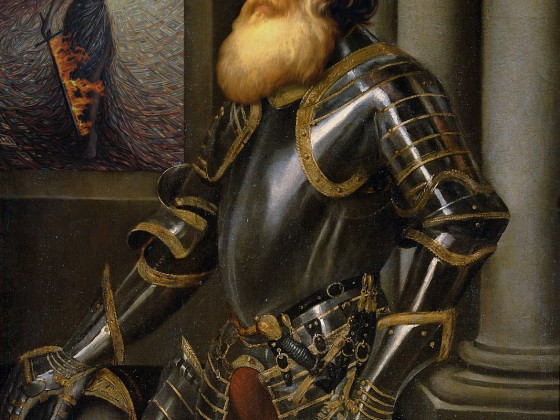 Commander Corvinus of the Golden Libra