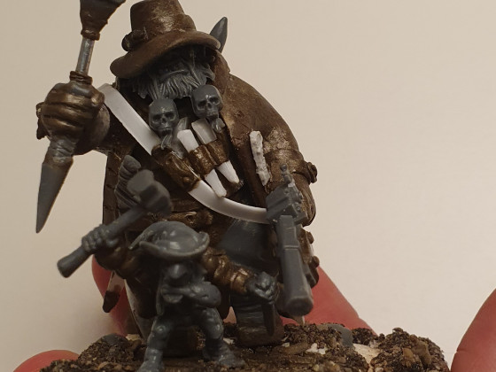 Ogre Witch Hunter
