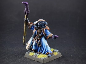 Sorcerer with Mark of Change
