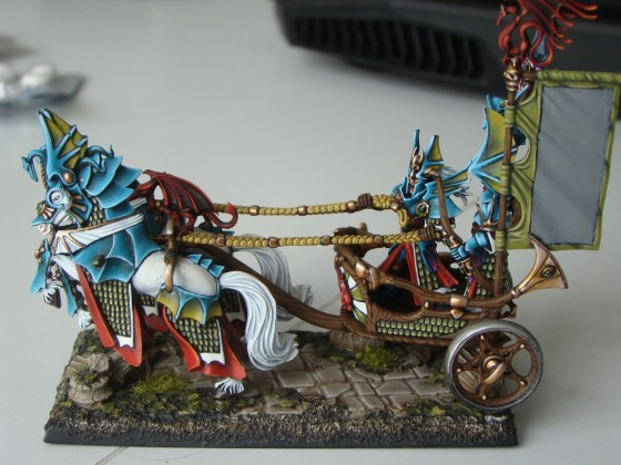Light chariot of Ryma
