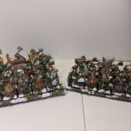 Dwarf Clan Warriors and Greybeards