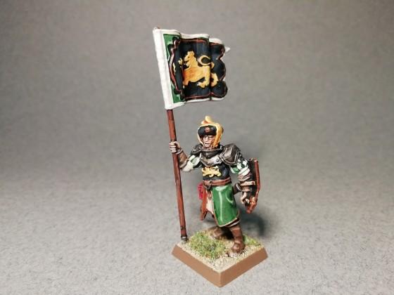 Imperial guard standard