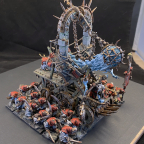 Plague Prophet on Pendulum supported by Plague Brotherhood