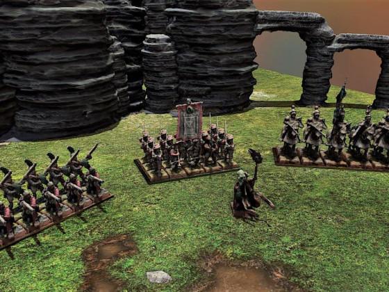 Essence of War - EoS patrol