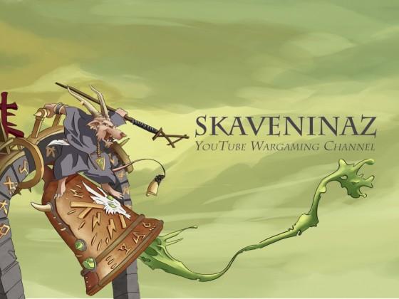 SkavenInAZ Logo
