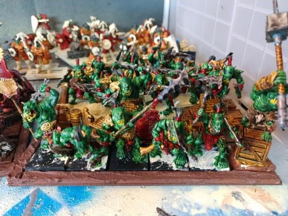 WIP Feral Orcs