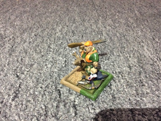 Lawgnome's hunter - displaying his kill