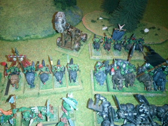Yhandros' Orcs And Goblins