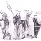 Exarch Princes of the Black Sun