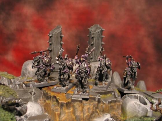 Barbarian Horsemen