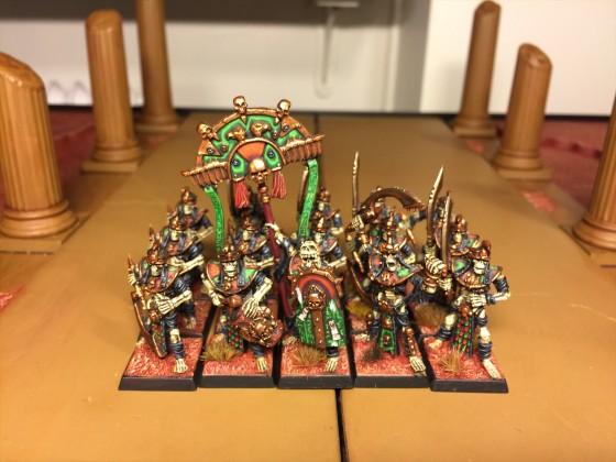 UD QS army