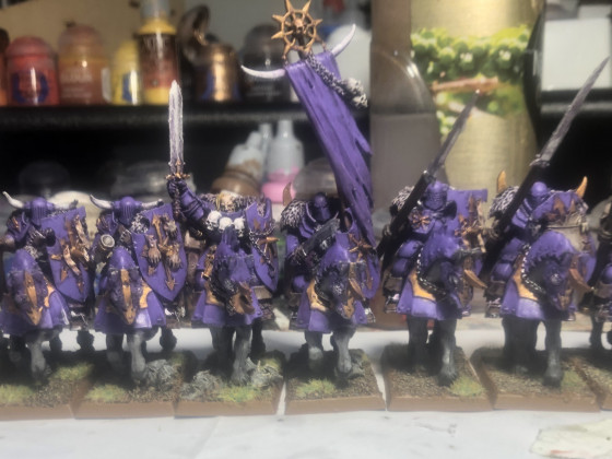 Lust Warrior Knights
