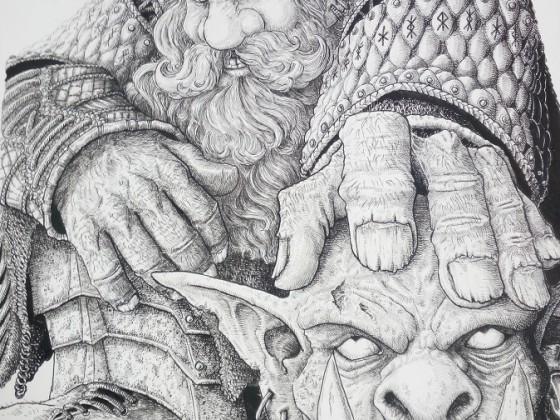 Hittite Dwarf by DracarysDrekkar7