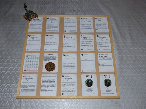 Pro printed magic cards