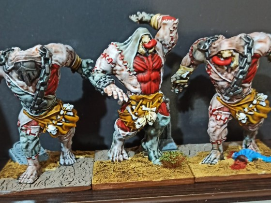Modified Titan Forge Flesh Reapers