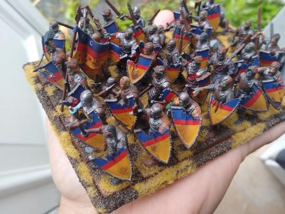 Ardeal's Barrow Guard
