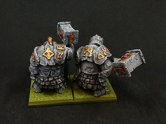 MOM Miniatures Hold Guardians