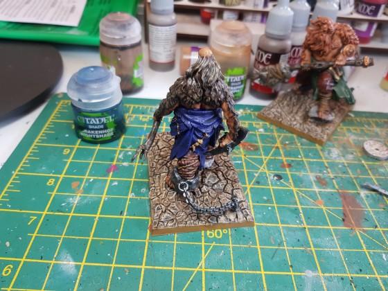 Scottish Knight Slave Giant 1 (Back)