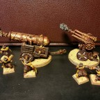 Cannon & Volley Gun