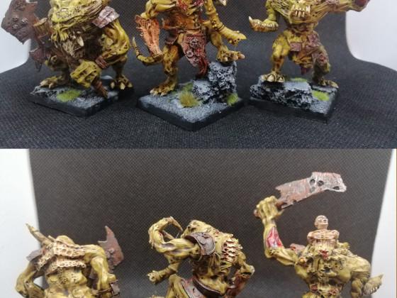 Forge World Bile Trolls