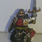 Norba Miniatures Duke/Paladin on foot