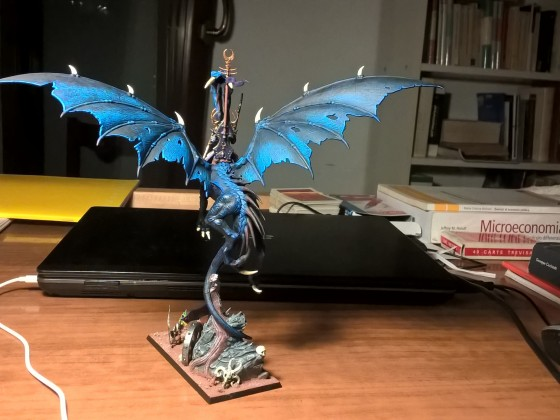 Dread Prince on a Dragon