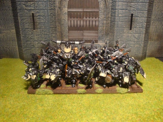 Games Workshop Iron Orcs