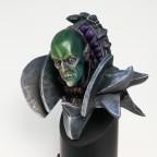 Vampire bust left