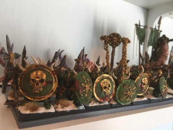 Warriors of Envy