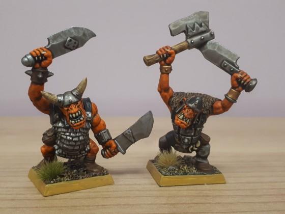 Orcs double kikoup