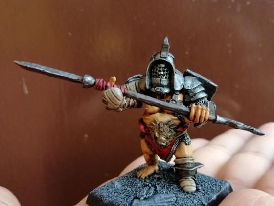 Mercenary Veteran - Gladiator