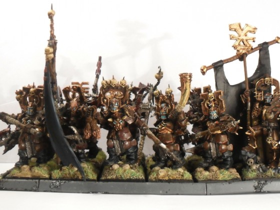 Wasteborn Warriors of Wrath