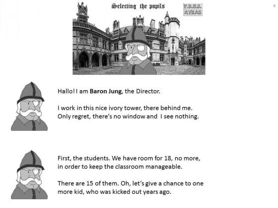 T9A comics: The 9th Grade »