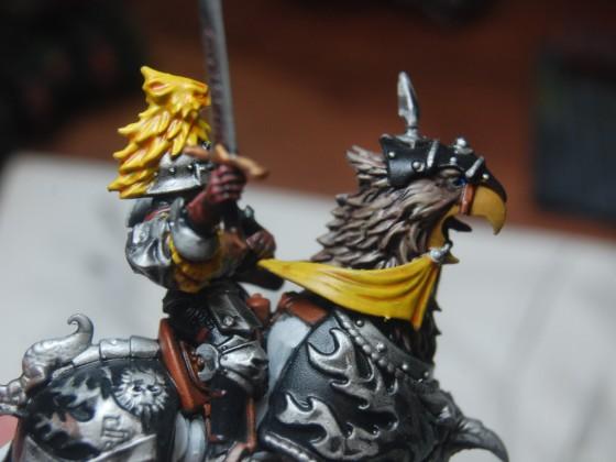 Von Sandizoll's Knights of the Sun Griffon