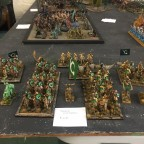 Art of War Tournament Army Overview