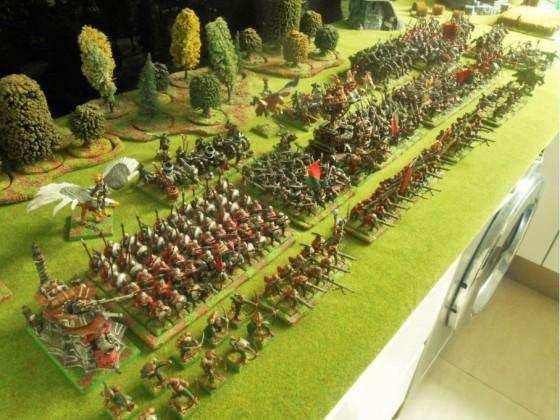 Empire of Sonnstahl - Army