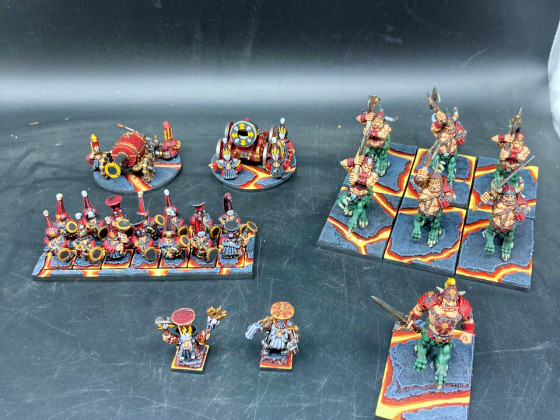 Infernal Dwarves (ID) Army Overview