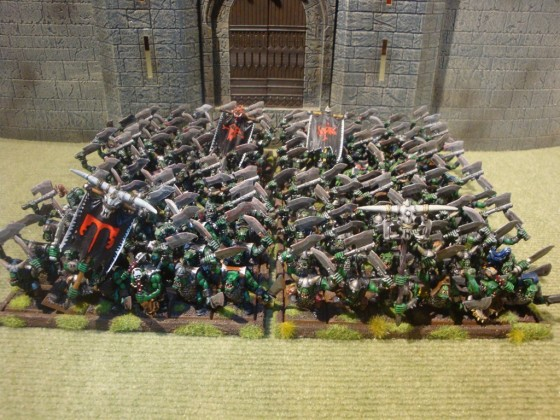 GamesWorkshop Orcs x120