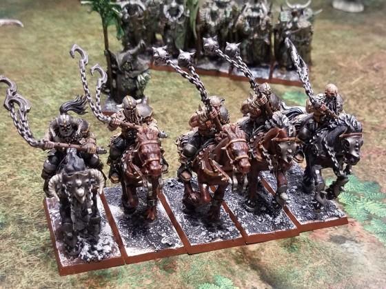 Quickstarter WDG - Barbarian horsemen